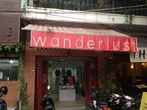 Vanderlus shopping
