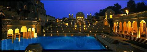 Agra Hotel Oberoi