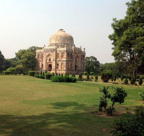 delhi visite lodi garden