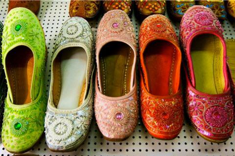 Jaipur Shopping Chaussures