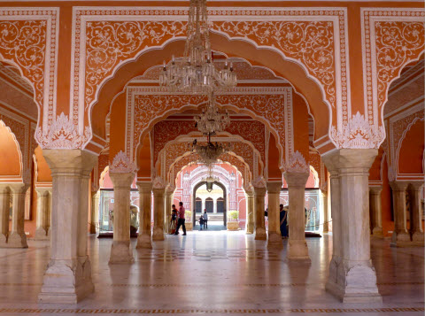 Jaipur Visite City Palace