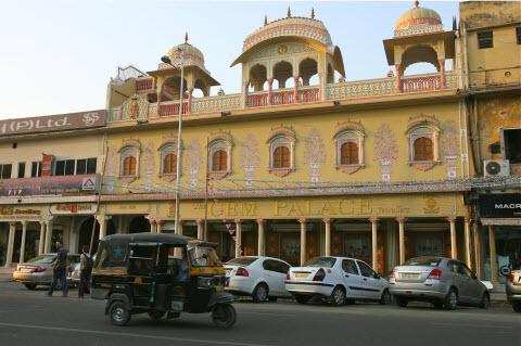 Jaipur visite Gem Palace