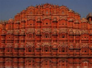 Jaipur Visite Palais des vents