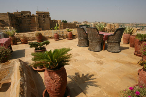 Jaisalmer visite Killa Bawan