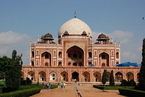 visite Delhi Humayum