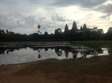 Cote visite Angkor Vat 1
