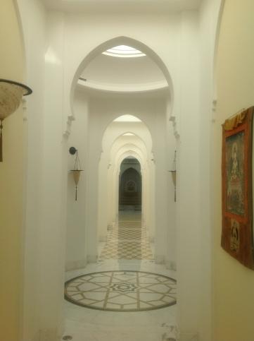 Delhi massage hotel Imperial 1