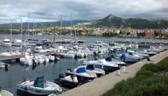 Le port de l'Ile Rousse