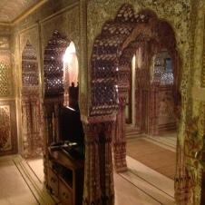 Jaipur hotel Samode haveli 11