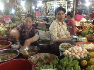 Le vieux marché couvert