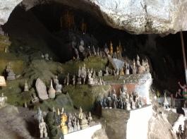 Grotte aux 1000 bouddahs