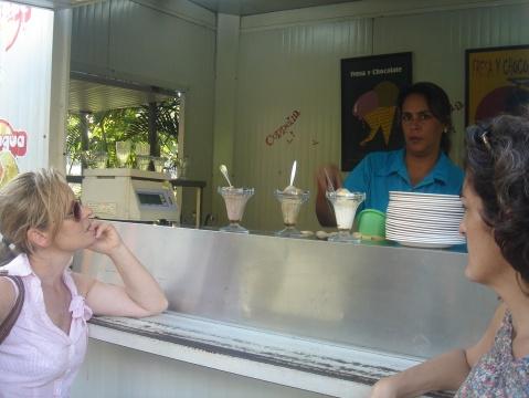 les fameuses glaces Copélia