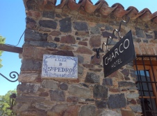 Hotel charco colonia
