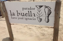 La Huella à José Ignacio