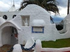 Punta ballena : Hôtel Casapueblo