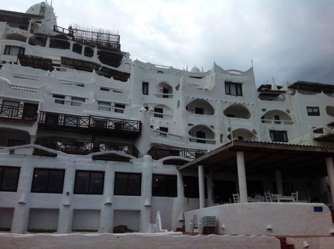 Punta ballena : Hôtel Casapue