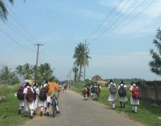 Sur la route de Hampi