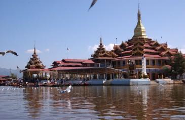 Pagode Phang Daw U