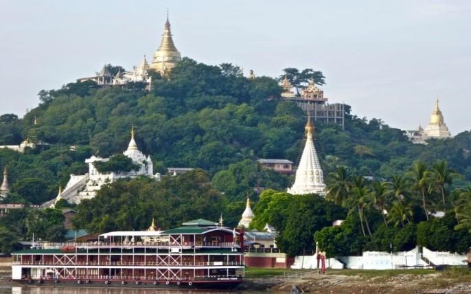 De Mandalay à Bangan