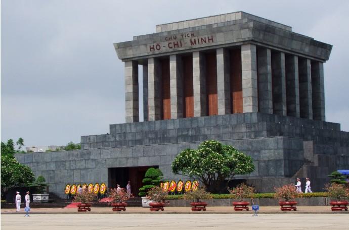 hanoi-mausolee