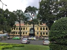 Ho chi Minh poste 1