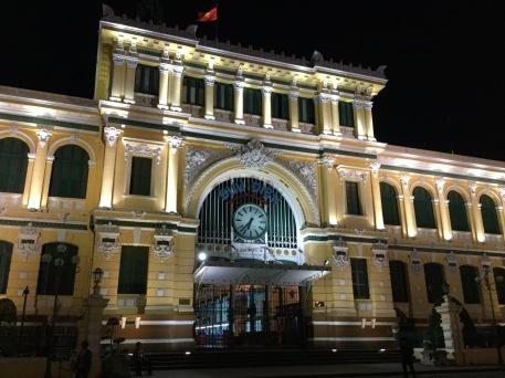 Saigon la Poste 2